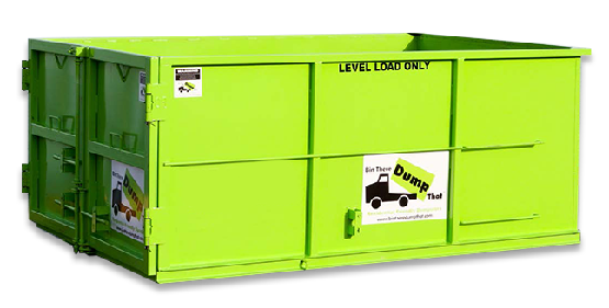 Your Residential Friendly Dumpsters for Southeast Michigan