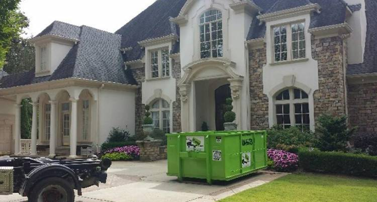 Dumpster Rental Makes a Great Housewarming Gift